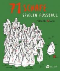 71 Schafe spielen Fussball - Pablo Albo