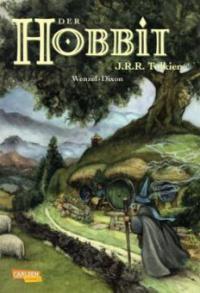 Der Hobbit - David Wenzel, John Ronald Reuel Tolkien, Charles Dixon