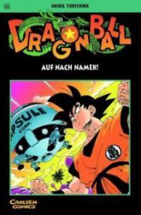 Dragon Ball 21. Auf nach Namek! - Akira Toriyama
