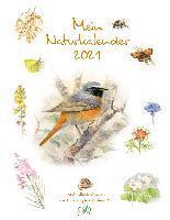 Mein Naturkalender 2021 - Christopher Schmidt