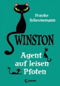 Winston 2 - Agent auf leisten Pfoten - Frauke Scheunemann
