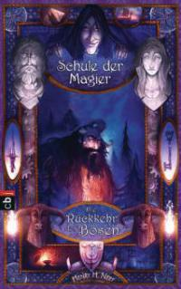 Die Schule der Magier  - Die Rückkehr des Bösen - Henry Neff
