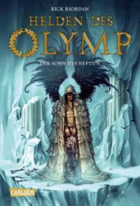 Helden des Olymp 2: Der Sohn des Neptun - Rick Riordan