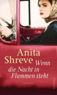 Wenn die Nacht in Flammen steht - Anita Shreve