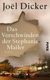 Das Verschwinden der Stephanie Mailer - Joël Dicker