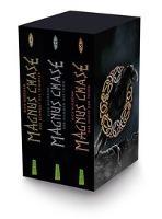 Magnus Chase - Das Schwert des Sommers / Magnus Chase - Der Hammer des Thor / Magnus Chase - Das Schiff der Toten, 3 Bde. - Rick Riordan