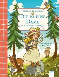 Die kleine Dame in den Blauen Bergen (5) -