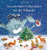 Ein zauberhaftes Weihnachtsfest mit der Schneefee -