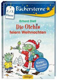 Die Olchis feiern Weihnachten - Erhard Dietl