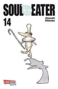 Soul Eater 14 - Atsushi Ohkubo