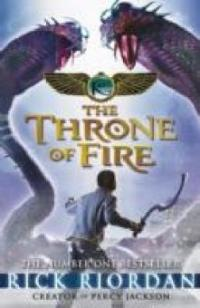 The Kane Chronicles 02. The Throne of Fire - Rick Riordan