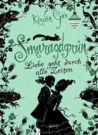 Smaragdgrün - Kerstin Gier