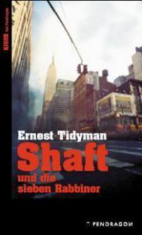 Shaft und die sieben Rabbiner - Ernest Tidyman