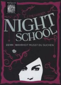 Night School 03. Denn Wahrheit musst du suchen - C. J. Daugherty