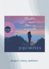 Nächte, in denen Sturm aufzieht (DAISY Edition) - Jojo Moyes