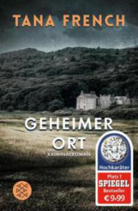 Geheimer Ort - Tana French