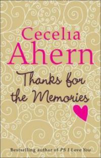 Thanks for the Memories. Ich hab Dich im Gefühl, englische Ausgabe - Cecelia Ahern