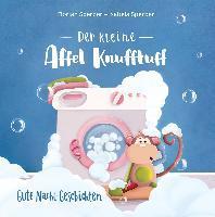 Der kleine Affel Knufftuff - Florian Sperber, Isabela Sperber