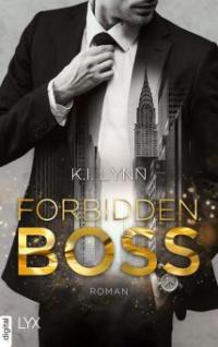 Forbidden Boss - K. I. Lynn