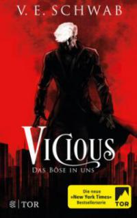 Vicious - Das Böse in uns - V. E. Schwab
