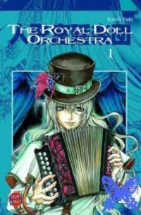 The Royal Doll Orchestra 01 - Kaori Yuki
