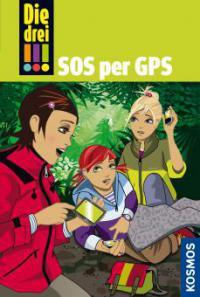 Die drei !!!, 36, SOS per GPS (drei Ausrufezeichen) - Mira Sol