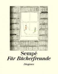 Für Bücherfreunde - Jean-Jacques Sempe