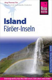 Reise Know-How Reiseführer Island und Färöer-Inseln - Jörg-Thomas Titz