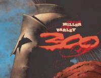 300, Graphic Novel - Frank Miller, Lynn Varley