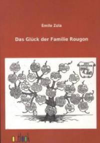 Das Glück der Familie Rougon - Emile Zola