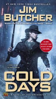 Dresden Files 14. Cold Days - Jim Butcher