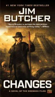 Dresden Files 12. Changes - Jim Butcher
