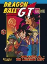 Dragon Ball GT - Son-Goku Jr. - Die Legende lebt - Akira Toriyama