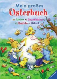Mein großes Osterbuch -