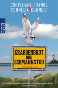 Krabbenbrot und Seemannstod - Cornelia Kuhnert, Christiane Franke