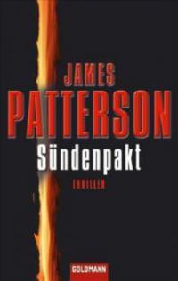 Sündenpakt - James Patterson, Peter De Jonge
