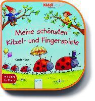 Meine schönsten Kitzel- und Fingerspiele - Carolin Görtler