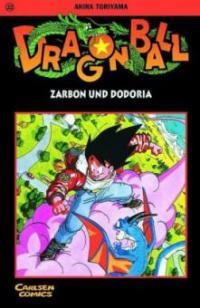 Dragon Ball 22. Zarbon und Dodoria - Akira Toriyama