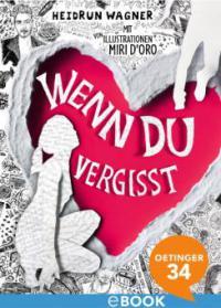 Wenn du vergisst - Heidrun Wagner