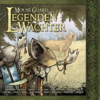 Mouse Guard - David Petersen