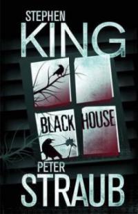 Black House. Das schwarze Haus, englische Ausgabe - Stephen King, Peter Straub