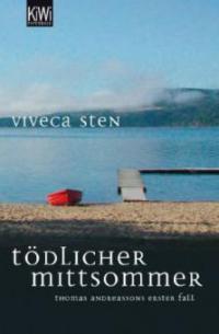 Tödlicher Mittsommer - Viveca Sten