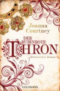 Der rubinrote Thron - Joanna Courtney