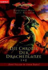 Die Chronik der Drachenlanze 1/2 - Tracy Hickman, Margaret Weis