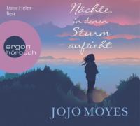 Nächte, in denen Sturm aufzieht - Jojo Moyes