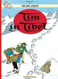 Tim und Struppi 19. Tim in Tibet - Herge