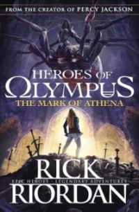 Heroes of Olympus 03 The Mark of Athena - Rick Riordan