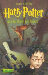 Harry Potter 5 und der Orden des Phönix - Joanne K. Rowling