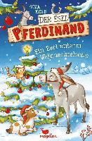 Der Esel Pferdinand - Ein Esel unterm Weihnachtsbaum - Band 5 - Suza Kolb